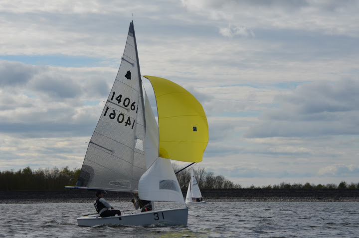 Winning the GP14 Inland Championship