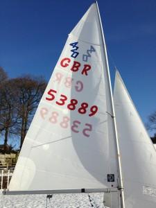 HD Sails 420