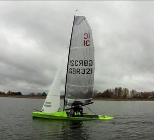 HD Sails Canoe